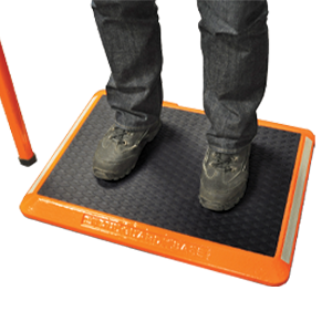 StandGard Base Portable Standing Station